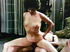 Amazing vintage sex star in vintage fuck video