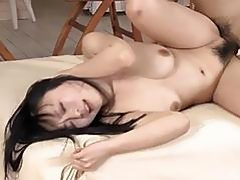 Man fucks his Asian GF