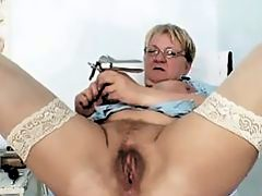 Natural Big Tits Bizarre Masturb...