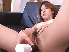 Large tit lewd asian